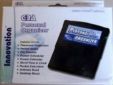NEW Personal Organizer Cartridge for Gameboy Advance