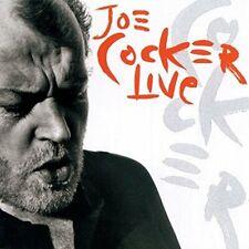 Joe Cocker Live (1990) [CD]