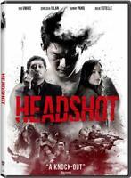 DVD - Action - Headshot - Iko Uwais - Chelsea Islan - Timo Tjahjanto