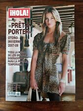 Pret-A-Porter Collection HOLA Magazine 2007-2008
