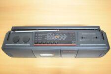 Hitachi Pure Sound Recording 640 Radio und Kassettenspieler Kombination!!
