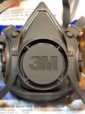 3M HALF FACEPIECE MASK LARGE REUSABLE RESPIRATOR 6300/07026