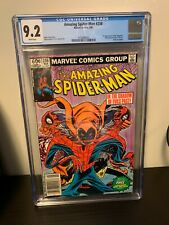 Amazing Spider-man #238 CGC 9.2 NM- Newsstand - 1st Hobgoblin