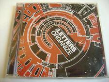 The Letters Organize - Dead Rhythm Machine (CD, 2005, Nitro)
