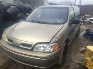 Driver Left Front Door Glass SV6 Fits 99-09 MONTANA 65374