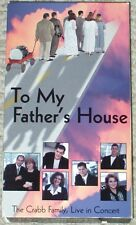 Crabb Family TO MY FATHER'S HOUSE - Rare 2000 VHS Video