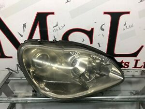 (AS) MERCEDES BENZ W220 S CLASS FRONT HEAD LIGHT RIGHT SIDE A2208204061