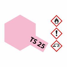 (8,23€/100ml) TS-25 Rosarot glaenzend - 100ml Sprayfarbe Kunstharz Tamiya 300085