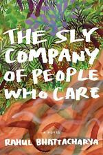The Sly Company of People Who Care: A Novel-ExLibrary