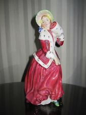 Beautiful Royal Doulton Figurine *Christmas Morn Hn1992* Retired