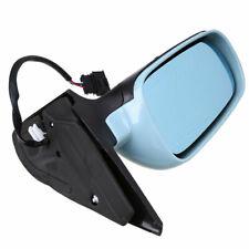 Door Mirror Blue Glass LH Backing for Volkswagen Golf Rabbit Jetta MK4 99-05