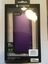 mophie Juice Pack Helium -- iPhone 5S/SE/5 -- (New Sealed)
