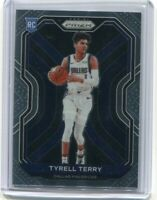 Tyrell Terry 2020-21 Panini Prizm Basketball Base Rookie Dallas Mavericks #259 1