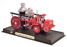 CHRISTIE FRONT DRIVE STEAMER - POMPIERI FIREFIGHTERS USA  - 1912 - SCALA 1:43