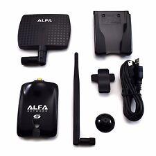 Alfa AWUS036NHA Wireless N USB Adapter Atheros AR9271 + 7dBi Antenna + U-Mount