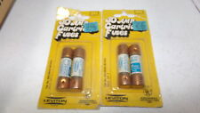 New Leviton 825-58030 30-Amp Cartridge Fuses, Set of 4 (2) 2-Packs Ships Free!