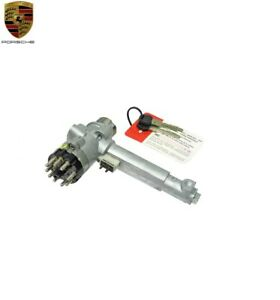 Porsche 911 930 Steering Lock with Ignition Switch & Lock Cylinder 96434791701