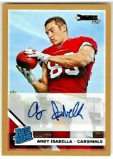 2019 Panini Andy Isabella Autograph Rookie Card  FREE Shipping