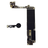 Apple iPhone 7 32GB Main Logic Mother Board IC LOCKED For Parts Repair Only