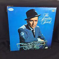 FRANK SINATRA ~ The Sinatra Touch ~ 6 x VINYL LP BOX SET & INSERT SONG TITLES