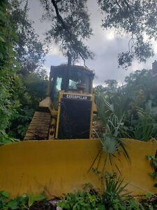 2000 Caterpillar Crawler Dozer D5M XL