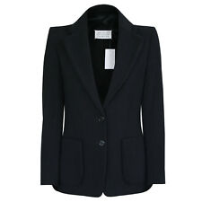 MAISON MARTIN MARGIELA 1 strong shoulder pad suit coat wool blazer jacket 40 / 4