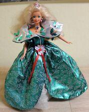 1995 Happy Holidays Barbie Special Edition Happy Holidays Princess Emeraude
