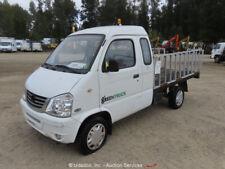 2012 Vantage Evx1000 72V Electric Utility E-Vehicle Cart Cab Heat -Parts/Repair
