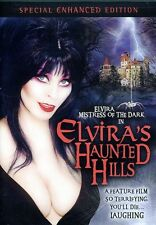 Elvira's Haunted Hills DVD Region 1