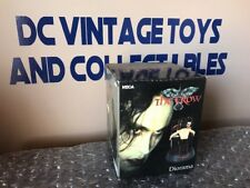 NECA The Crow TRANSFORMATION MIRROR Diorama CULT CLASSICS ERIC DRAVEN Figure