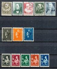 Nederland jaargang 1938 gebruikt