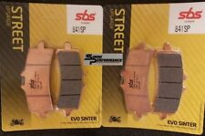 SBS Front Brake Pads -  Street EVO Sinter  841SP