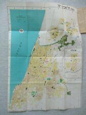 Tel Aviv -Jaffa :  a pocket  guide & urban map,published in Israel, 1965. cs745
