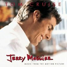 Jerry Maguire (1996, US) Who, Neil Young, Bruce Springsteen, Bob Dylan.. [CD]