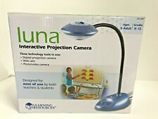 Learning Resources LUNA Interactive Digital Projection Camera  Tech Tool LER4400