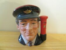 D6801 The Postman Toby Jug Small 4'' Collectors Condition
