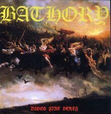 Blood Fire Death - Bathory (1997, CD NUOVO)