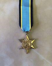 "WW2 Aircrew Europe Star ""REPLICA"""