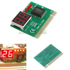 2 Digit PCI PC Diagnostic Card Motherboard Tester Analyzer Post for PC LAPTOP