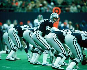 Danny White Dallas Cowboys Football Photo 8x10 Print DW1