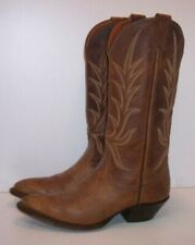 f05852ff200 Brown Leather Boots Nocona for Women for sale   eBay