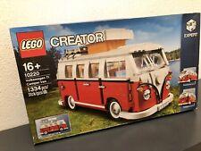 Volkswagon T1 Camper Van 10220 (SEALED) - Lego Creator Expert - Advanced Models
