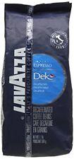 Lavazza DEK decaffeinated decaffeinated Coffee Espresso 500g Beans