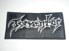 TORMENTOR BLACK METAL EMBROIDERED PATCH