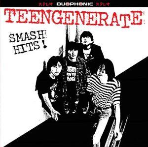 TEENGENERATE Smash Hits! LP NEW Garage Rock Punk Estrus JAPAN Sealed