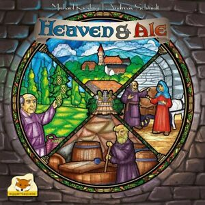 Heaven And Ale Board Game New In Stock