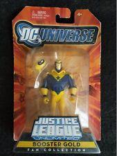 2008 DC Universe Justice League Booster Gold Action Figure