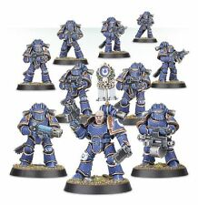 40K 30k Horus Heresy Burning of Prospero Mark III 3 Space Marine Tactical Squad