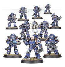 Horus Heresy Burning of Prospero MARK III MK3 Space Marine Legion combattants Squad