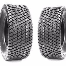 (2) Turf Lawn Mower 18X8.50-10 Tires 18X850-10 18-8.50-10 4Ply Tires Grassmaster
